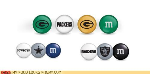 candy chocolate football logos mms nfl - 5024068352