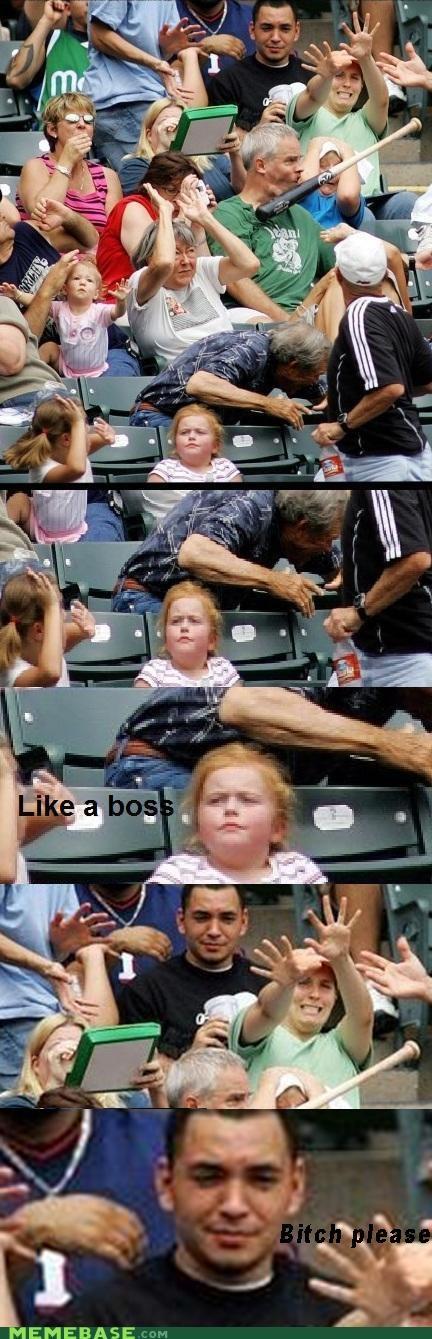 baseball bat bone face Memes please - 5024162304