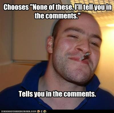 comments Good Guy Greg poll serious votes - 5024589824