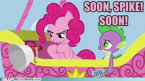 cupcakes pinkie pie SOON spike - 5024604160