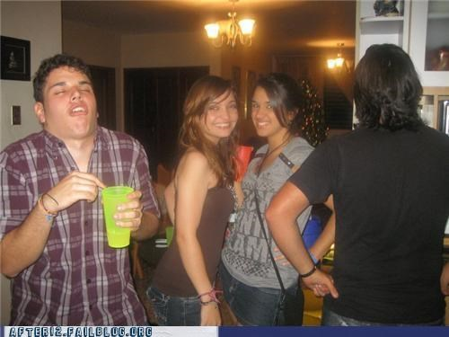 Party,photobomb,too strong