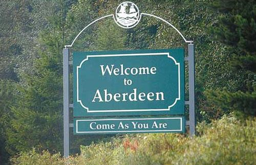 aberdeen,Alex Young Bridge,kurt cobain,nevermind