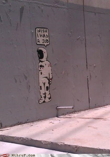 astronaut,graffiti,job,nasa