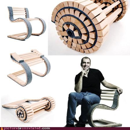 awesome chair invention magic wtf - 5026716672