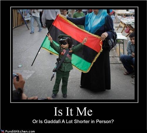 kids moammar gadhafi political pictures - 5026895616