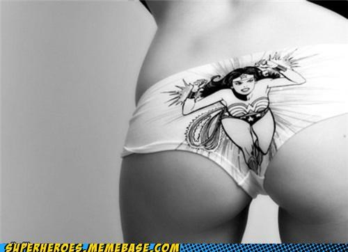 clothes panties Random Heroics underwear wonder woman - 5027262720