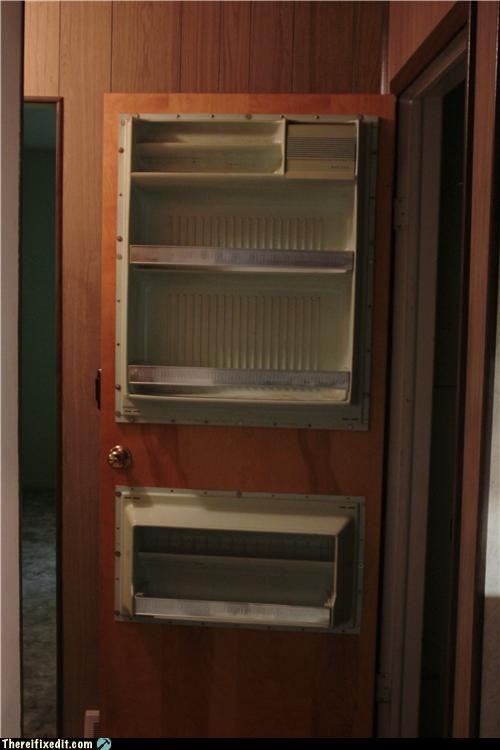 closet dual use fridge - 5027477760