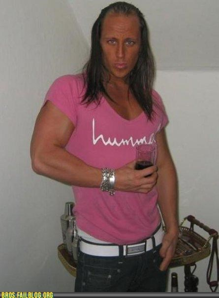 bros fabio hair tan