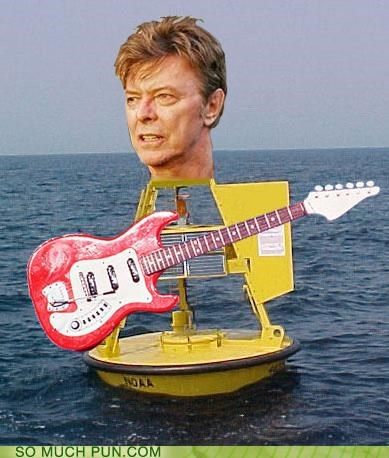 buoy,david bowie,literalism,similar sounding
