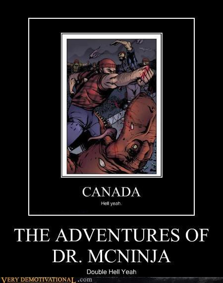 Canada comic dr-mcninja hilarious - 5027974656