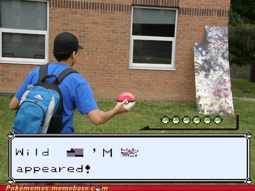 art Battle catch IRL missingno - 5027981568