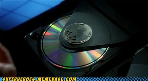 batamn CD logo Random Heroics themesong - 5028033024