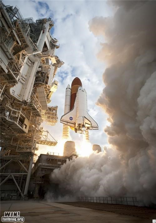 atlantis liftoff nasa shuttle space - 5028038144