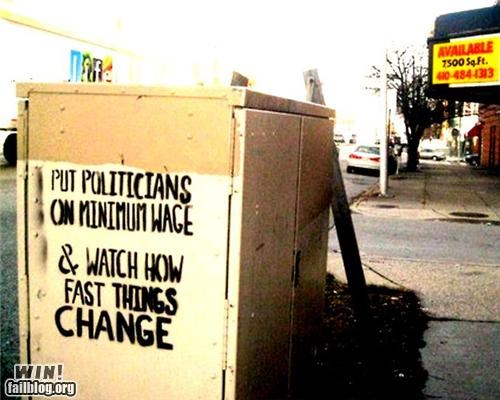 graffiti,hacked,political