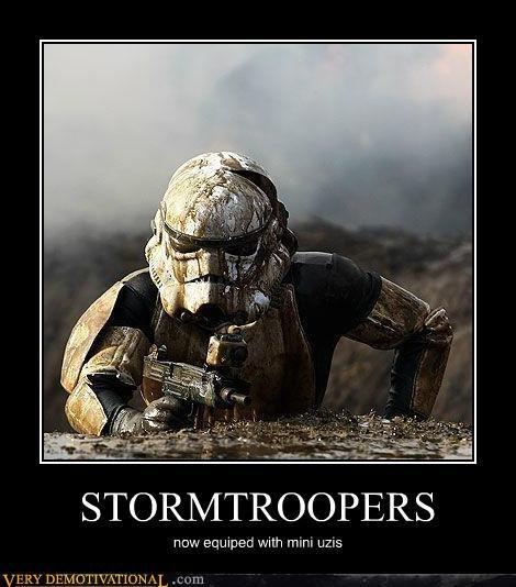 hilarious stormtrooper uzi wtf - 5028130304