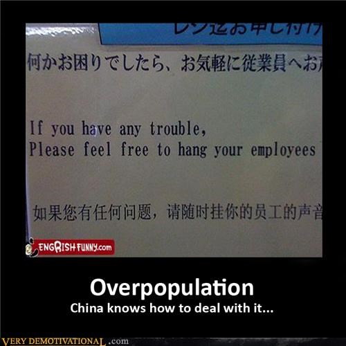 China,overpopulation,Sad