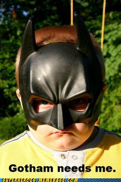 batman costume kid mask Super-Lols