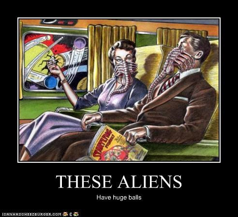 Aliens balls historic lols Pulp train wtf - 5029164288