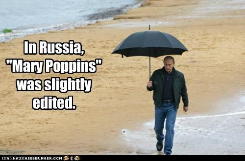 mary poppins,political pictures,Vladimir Putin,vladurday