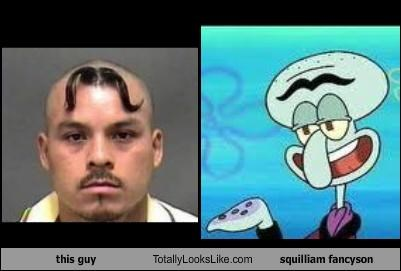 funny hair fail Hall of Fame squilliam fancyson TLL - 5030102016