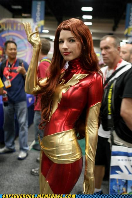 costume jean grey phoenix Super Costume