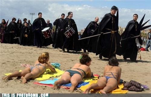 beach,bikini,cosplay,costume,march,wtf