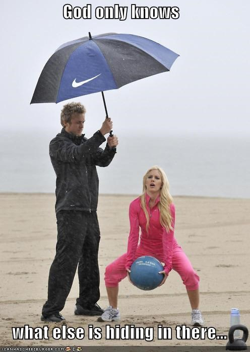 funny gross Heidi Montag Spencer Pratt - 5031136512