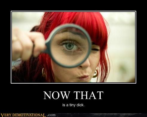 hilarious magnifying glass ouch tiny - 5031674880