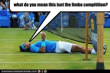 what do you mean this isnt the limbo compitition?