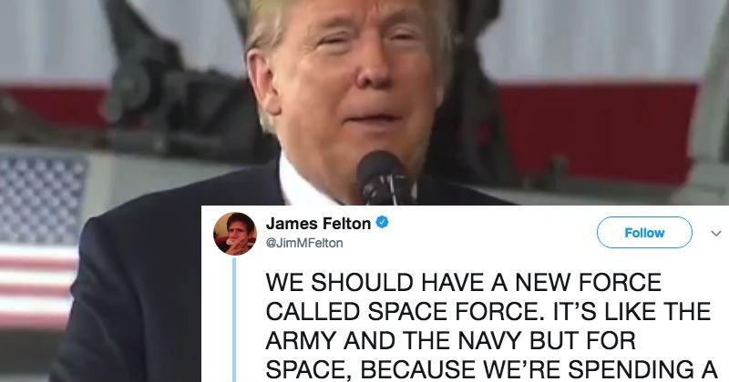 twitter news donald trump ridiculous funny politics - 5032709