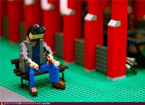 bench lego sad keanu wtf - 5034159104