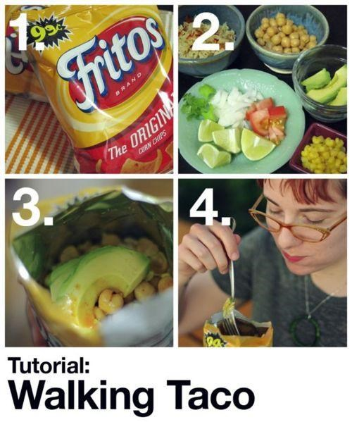 How To,Taco Tutorial,Walking Taco