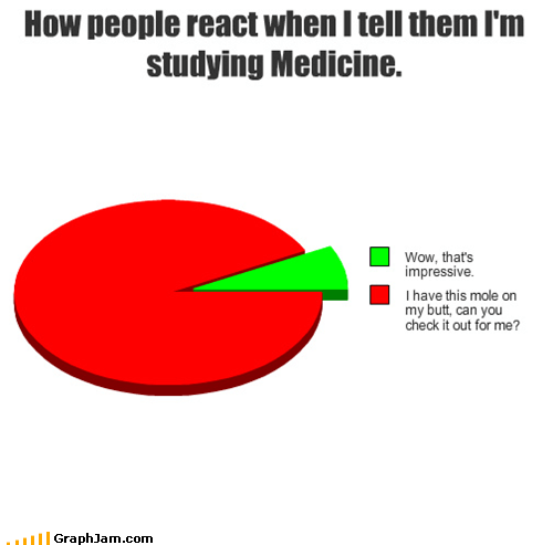 doctor How People View Me mole Pie Chart - 5035527680