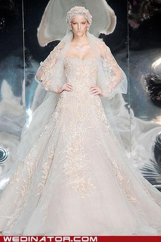 bridal couture bridal fashion funny wedding photos pretty or not wedding dress - 5036354304