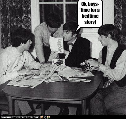band funny Music the Beatles - 5036628224