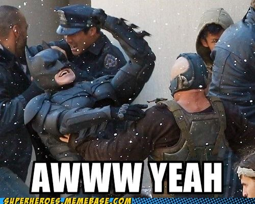 bane batman Dark Knight Rises happy Super-Lols - 5036883200