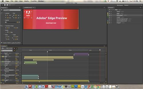 adobe,adobe edge,animation,apps,edge,flash,HTML5,motion graphics,Tech