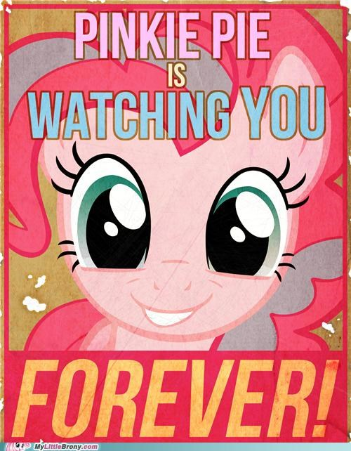 big brother pinkie pie propaganda watch - 5038125312