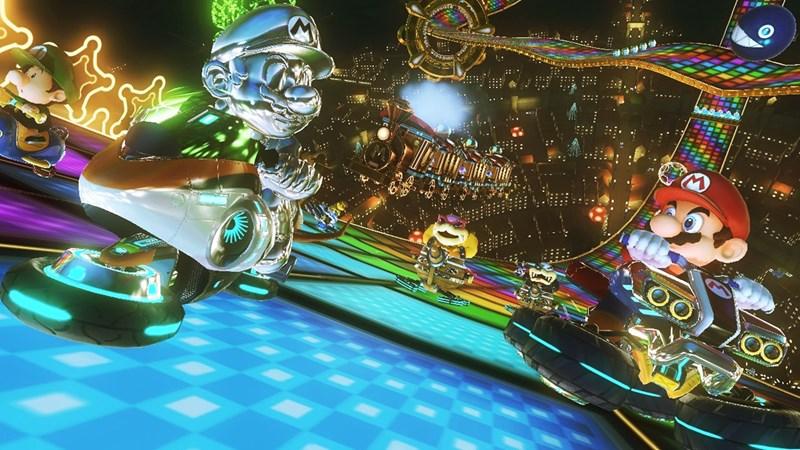 Mario Kart mario kart 8 nintendo - 503813