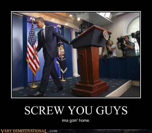 going home hilarious obama screw you South Park - 5038163712