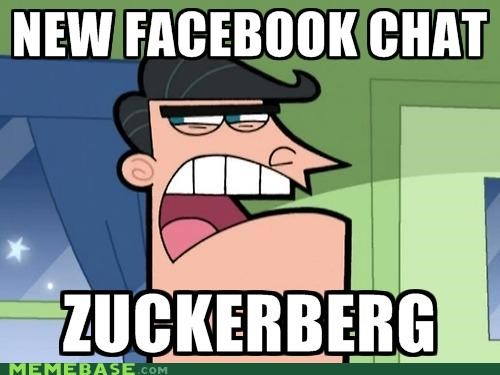 anger chat dinkleberg facebook Memes zuckerberg - 5038457856