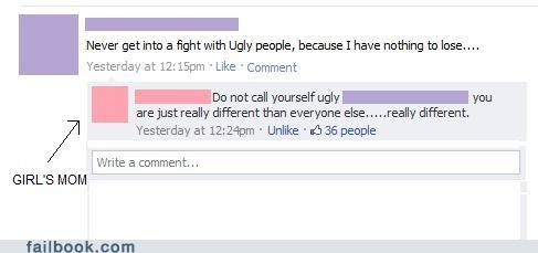 ugly people mother - 5038687744