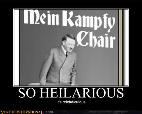 Hall of Fame hilarious hitler mein kampf pun - 5038728960