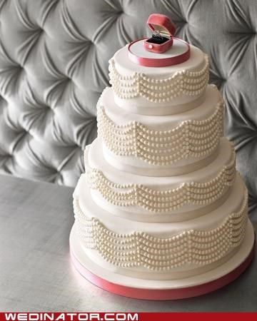 cake topper funny wedding photos proposal ring wedding cake - 5039449088