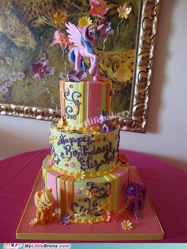 birthday cake celestia IRL - 5039463680
