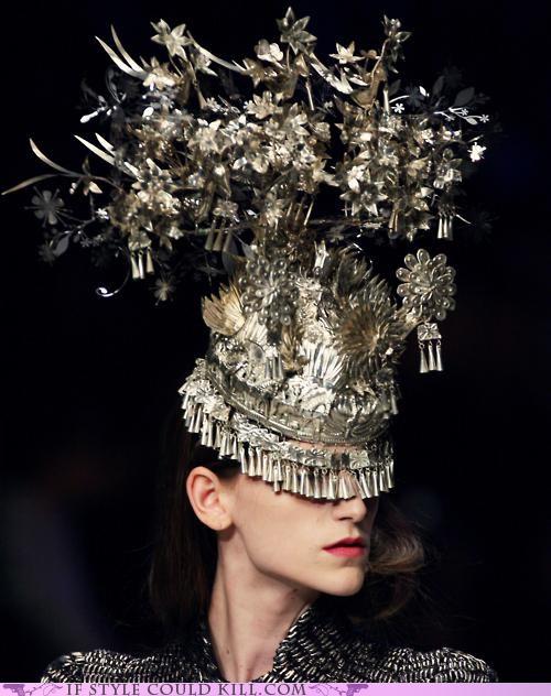alexander mcqueen cool accessories hats - 5039525376 58afe5717419