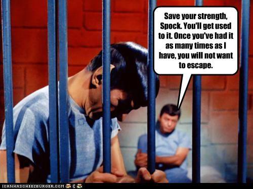 deforest kelly escape gay Leonard Nimoy prison roflrazzi sex Star Trek - 5039659008