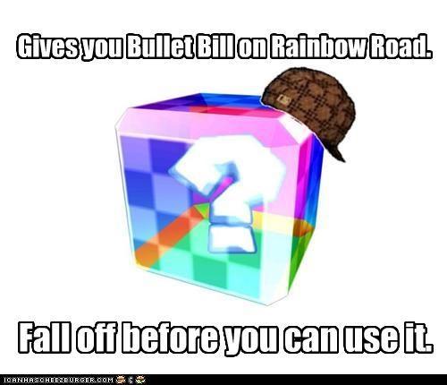 Mario Kart Memes rainbow road rage - 5039753728
