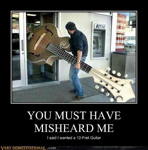 12-fret hilarious huge misheard wtf - 5039976704