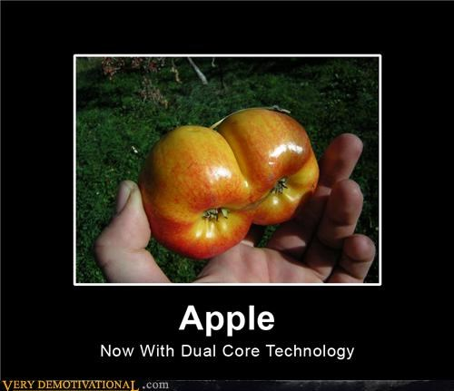 apple dual core Hall of Fame hilarious technology